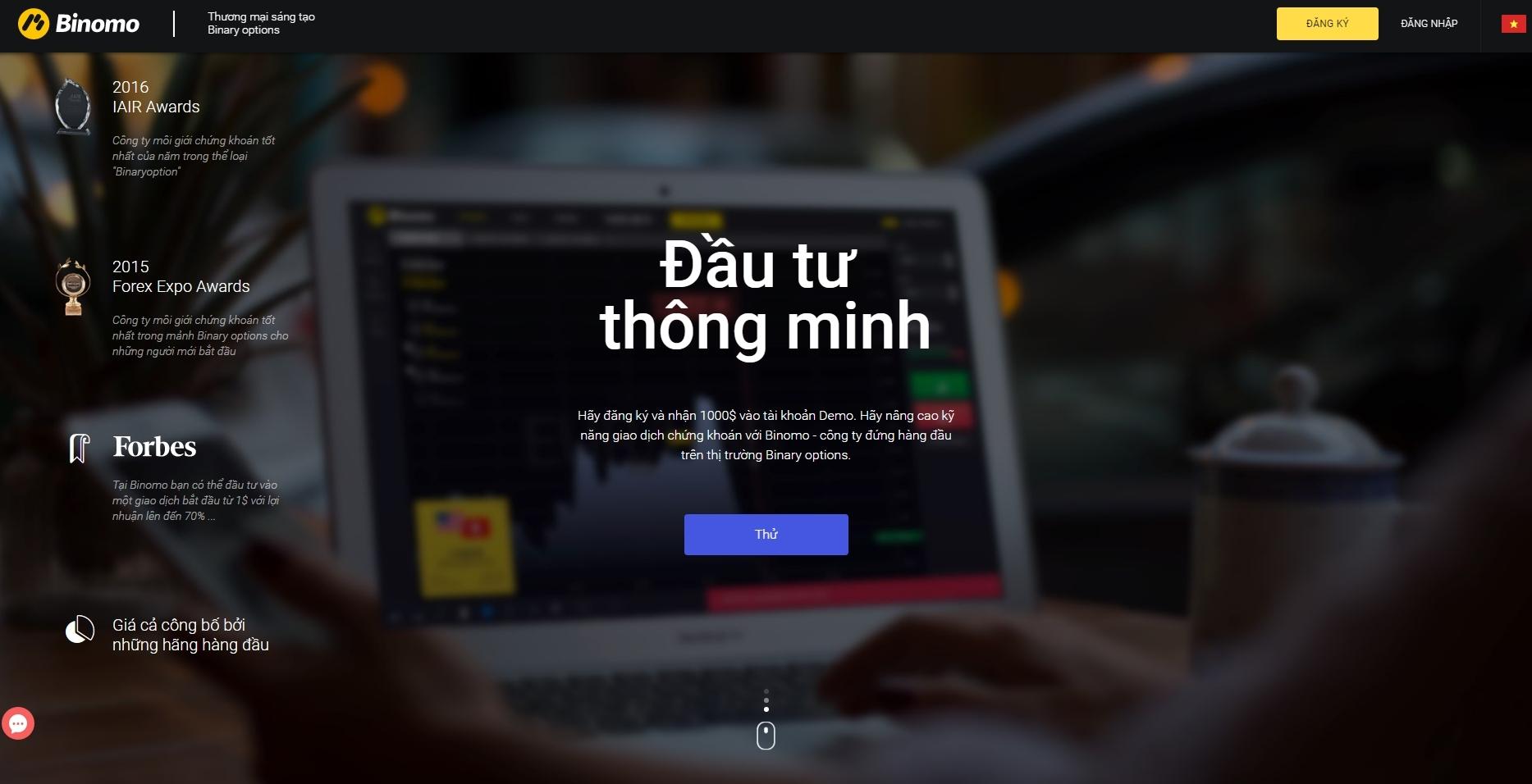 vietnam binomo